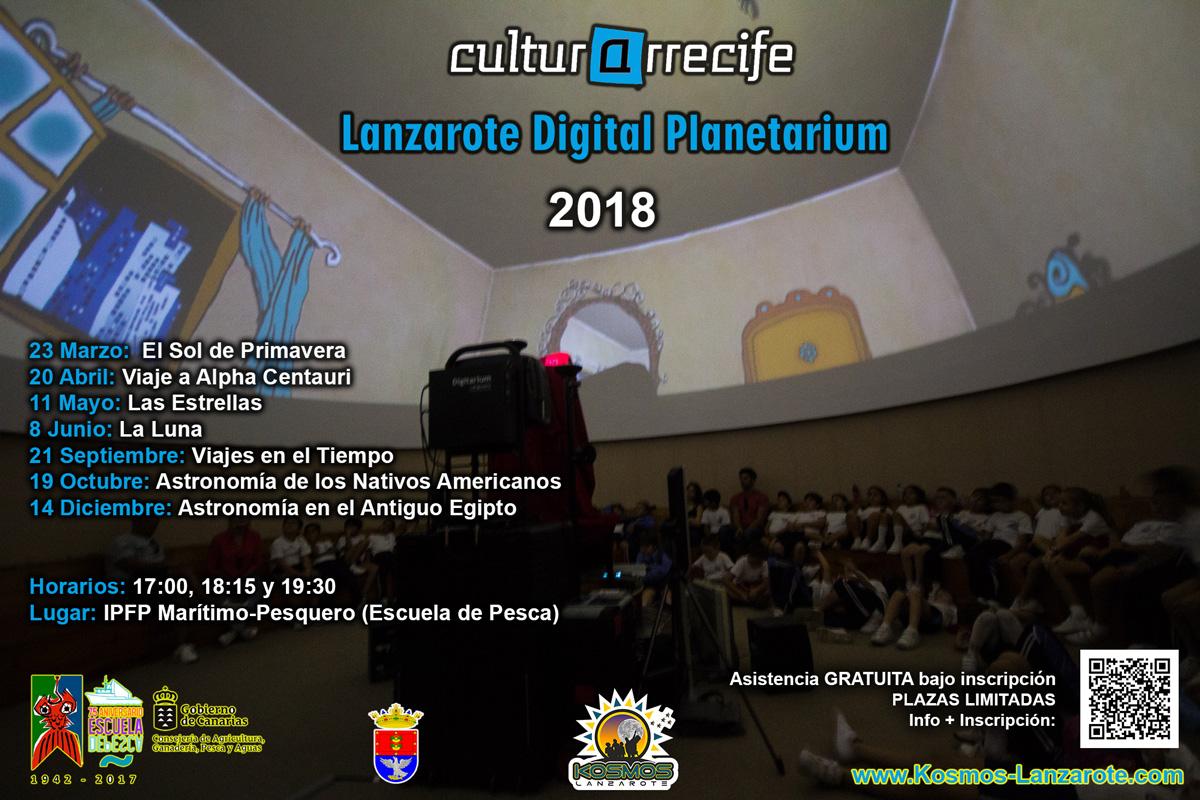 Lanzarote Digital Planetarium