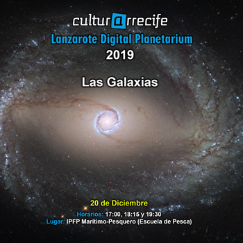Lanzarote Digital Planetarium 2019