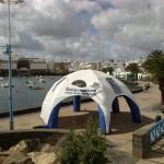 Astronomía en Lanzarote, Galactarium por los Barrios