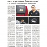 Entrevista Astronomía en Lanzarote